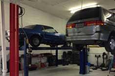Domestic Auto Repair and Foreign Auto Repair